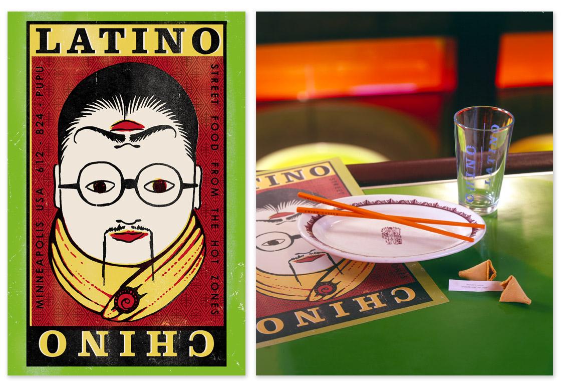 Chino Latino Menu