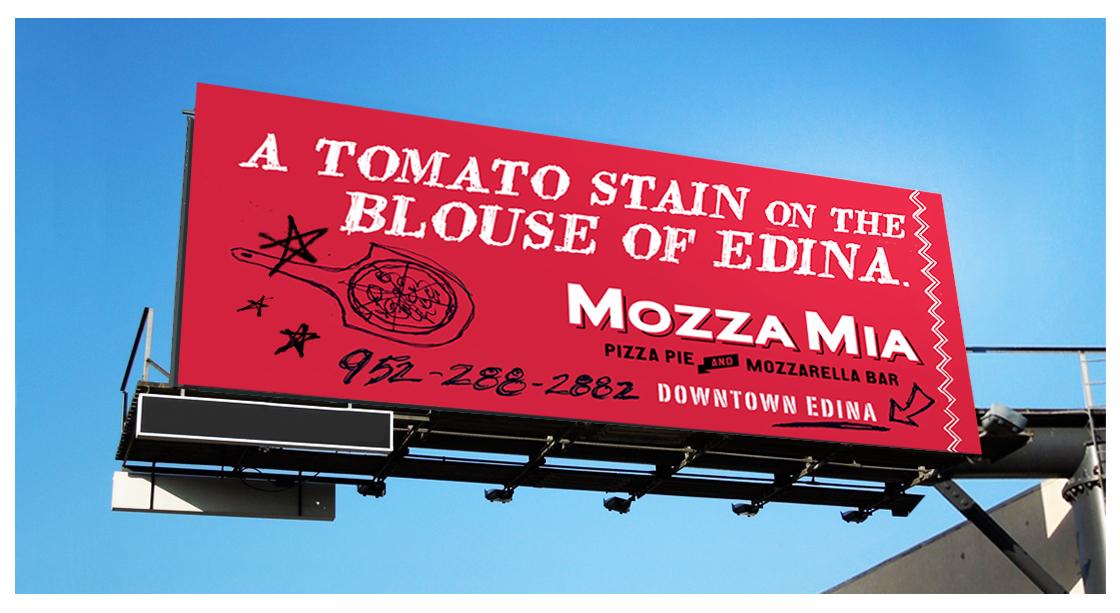 Mozza Mia Billboard