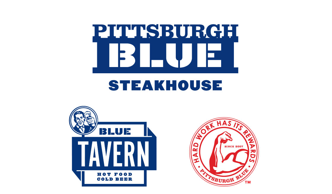 Pittsburgh Blue Logos