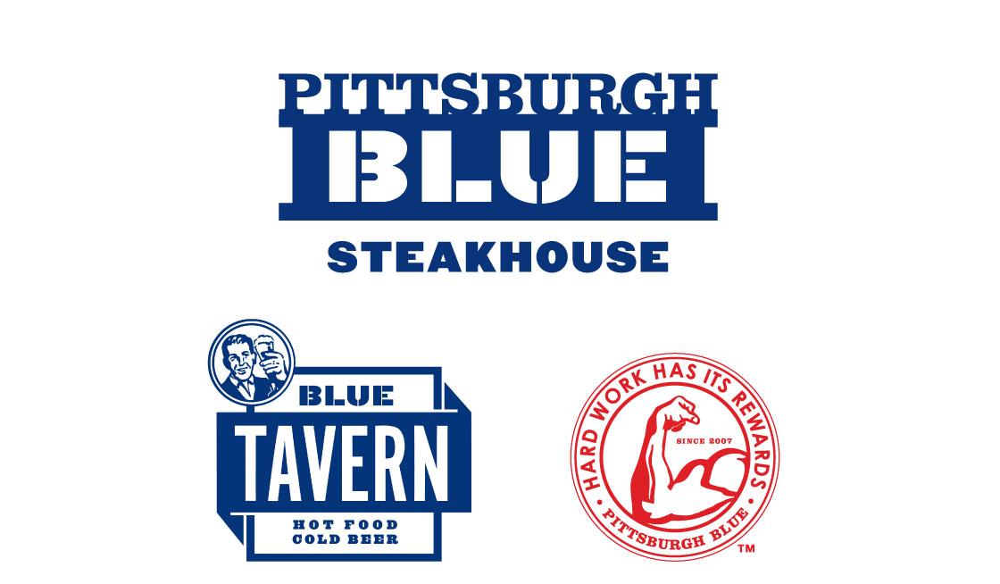Pittsburgh Blue Logos