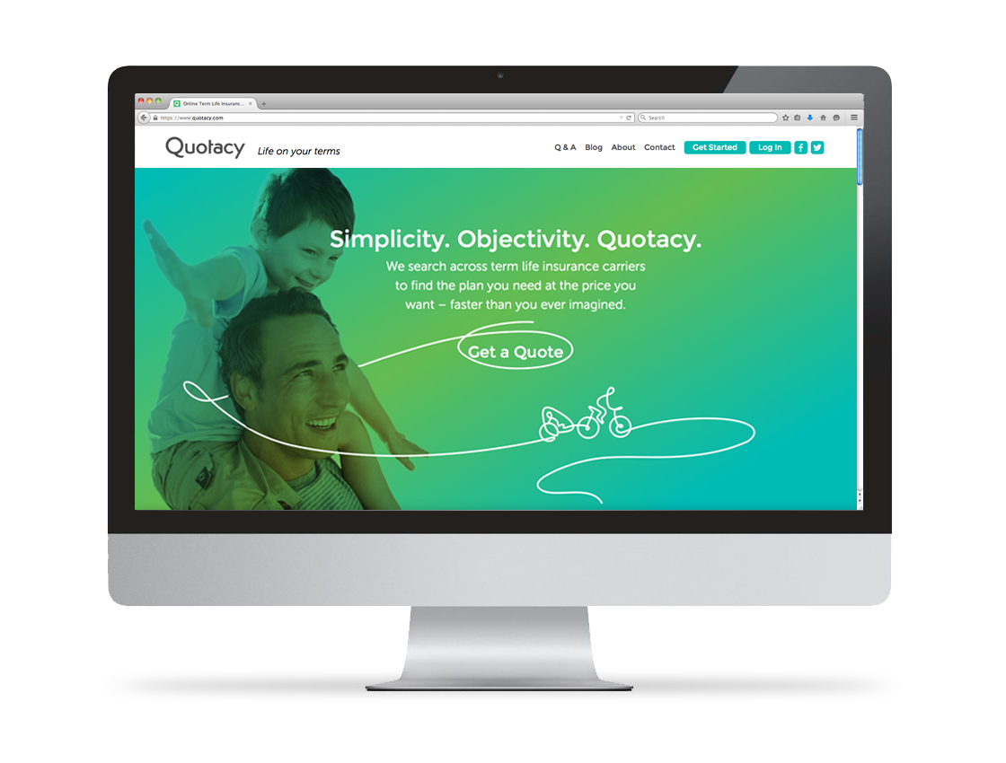 Quotacy Website