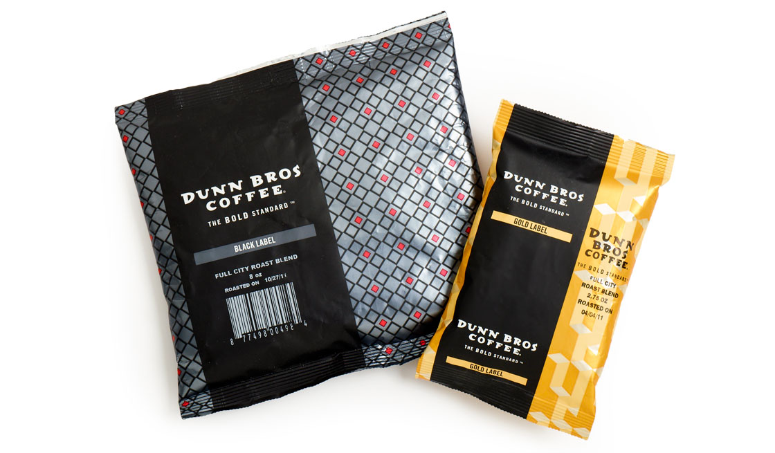Dunn Brothers Coffee Bags