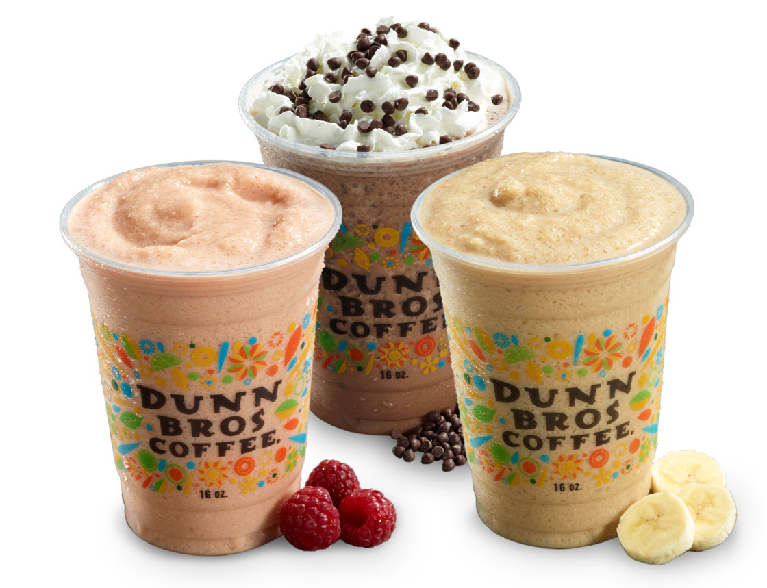 Dunn Brothers Ice Cream Drinks