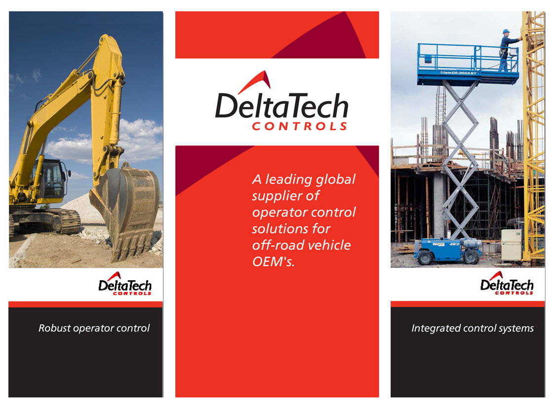 DeltaTech Tradeshow Banners