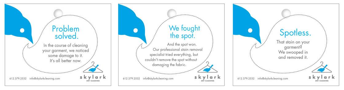 Skylark Notecards