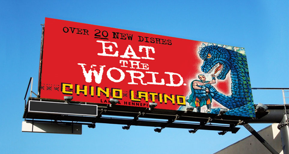 Chino Latino Billboard