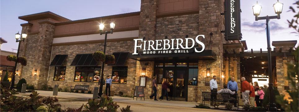 Firebirds Store Front