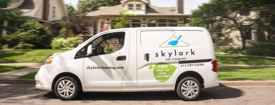 Skylark Van