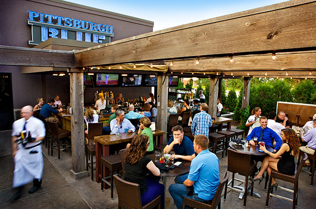 Pittsburgh Blue Restaurant