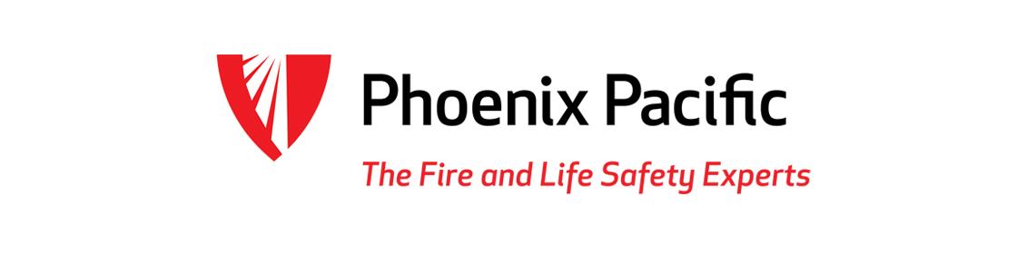 Phoenix Pacific Logo and Tagline