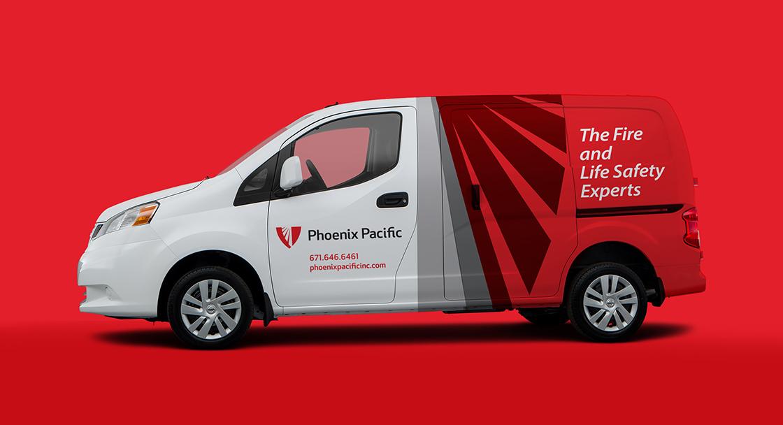 Phoenix Pacific Van