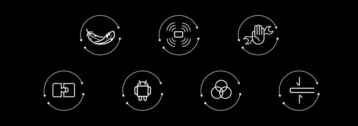 MAXHUB Icon Set